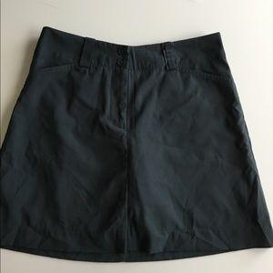 Nike golf skirt shorts skorts